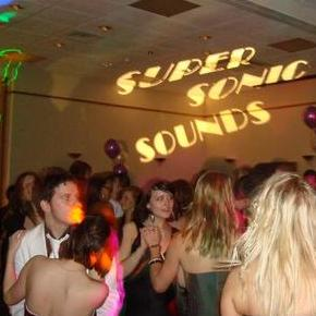 Supersonic Sounds Wedding DJ