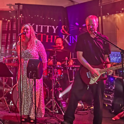 Kitty And The Kings Live music band