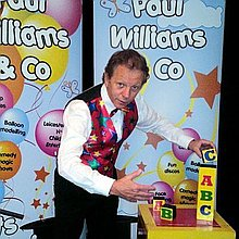 Paul Williams & Co Face Painter