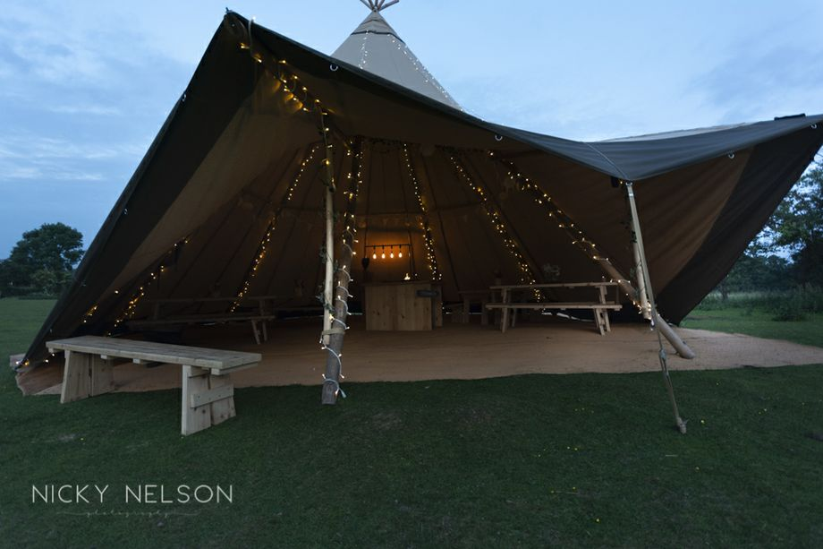 Tipi Magic - Marquee & Tent  - Oswestry - Shropshire photo