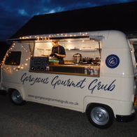 Gorgeous Gourmet Grub Pizza Van