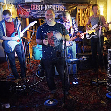 Dust Kickers Rock Band