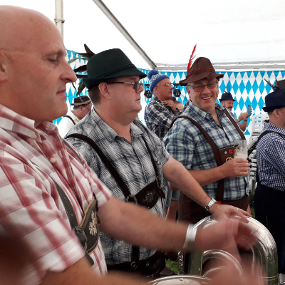 The Stein Meisters Oompah Band Ensemble