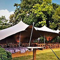 Alternative Stretch Tents Marquee & Tent