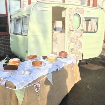 Marie's Travelling Tea Wedding Catering