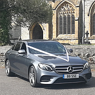 Boss Executive Cars Wedding car