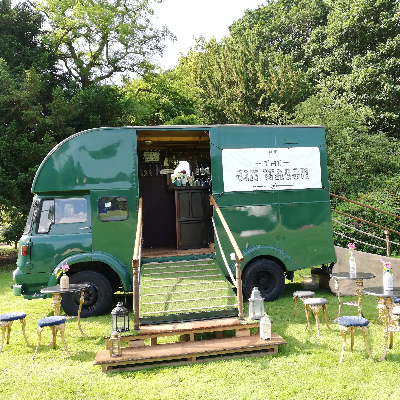 The Gin Wagon Mobile Bar