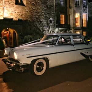 Edinburgh Classic Wedding Cars Chauffeur Driven Car