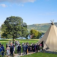 Fjell  Event Tipis Event Equipment