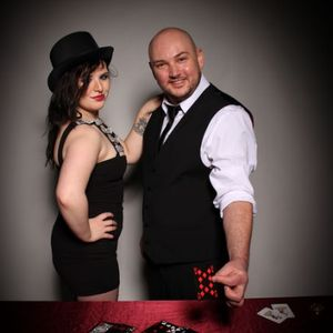 Lee Joseph Mystery Entertainer Close Up Magician