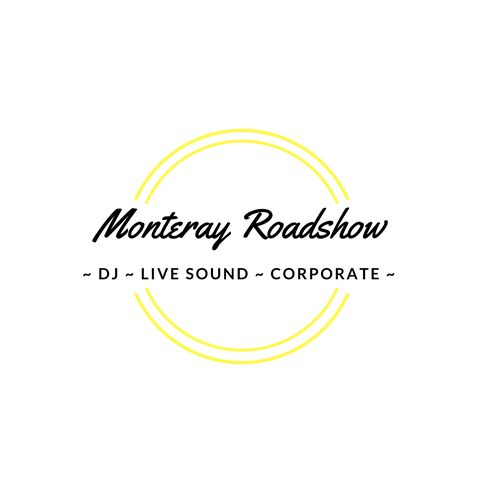 Monteray Roadshow Party & Wedding DJ Projector and Screen