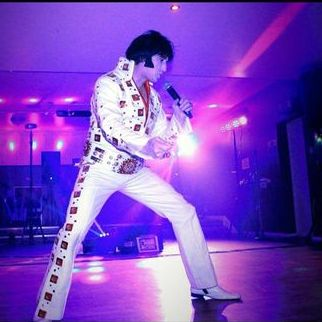 Elvis In Concert By Andy James Tribute Band