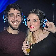 The Silent Disco Company Club DJ