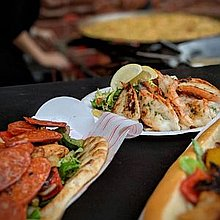 A La Carta Catering Buffet Catering