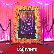 J23 Events Photo Booth