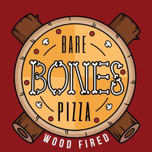 Bare Bones Pizza Wedding Catering