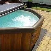 caledonian hot tubs Event Equipment