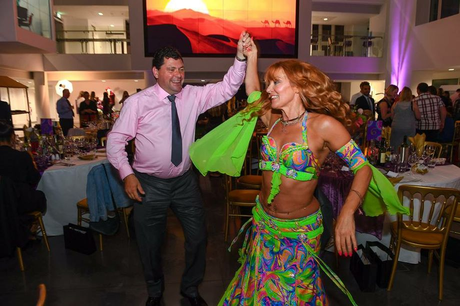 Nikki Livermore Bellydancer - Dance Act  - Minehead - Somerset photo