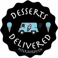 Desserts Delivered Ice Cream Cart