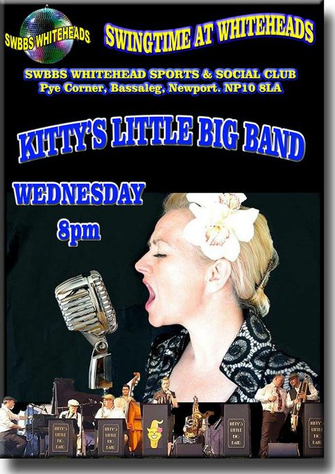 Kitty's Music - Live music band Ensemble Singer Solo Musician World Music Band  - Newport - Monmouthshire photo