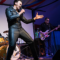 ECB - The Elvis Covers Band Tribute Band