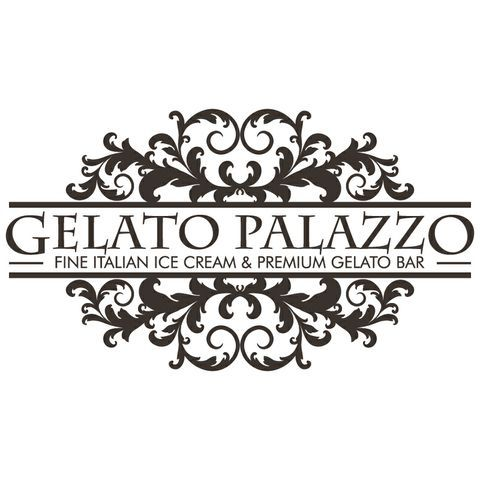 Gelato Palazzo Ice Cream Cart