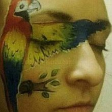Face Painting by Joanna Kozubal - LUTON Children Entertainment