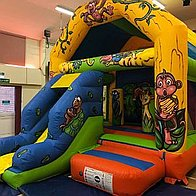 Sky's The Limit Entertainment Bouncy Castle