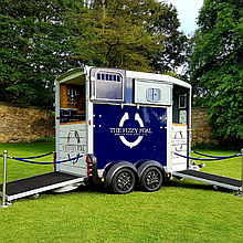 The Fizzy Foal Mobile Bar Mobile Bar