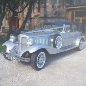 Choice Wedding Cars Vintage & Classic Wedding Car
