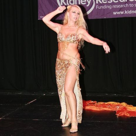 Belly Dance Parties Dance Instructor