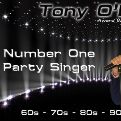 Number One Party Singer - 60s 70s 80s 90s 2000s Live Solo Singer