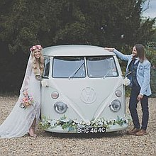 The White Van Wedding Company Vintage & Classic Wedding Car