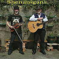 Shenanigans Irish Music Duo Function Music Band