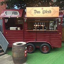 West Brewery Mobile Bar