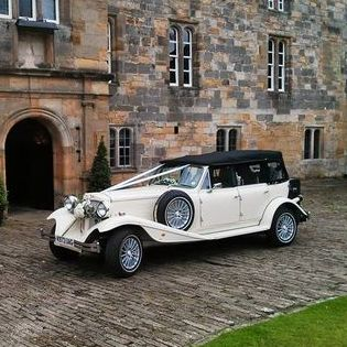 The Wedding Car Hire Co. Ltd. Luxury Car