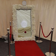 Mirrored Moments Photo Booth