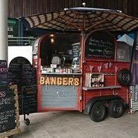 Bangers On The Go Burger Van
