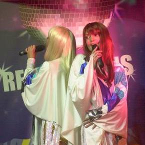 The Babes - ABBA Tribute Show Live music band