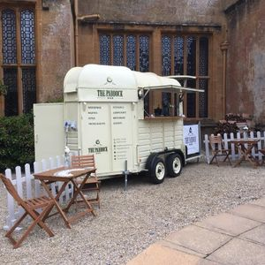The Paddock Bar Ice Cream Cart