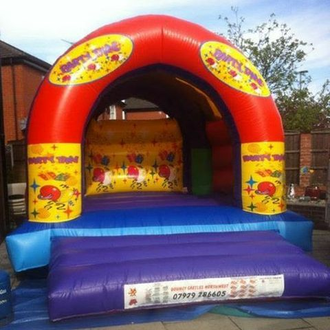 Bouncy Castles North West Children Entertainment