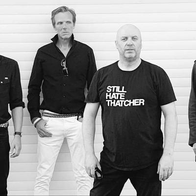 Clash City Rockers Rock Band