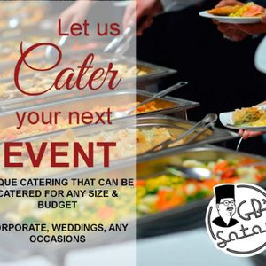 GB's Satay Business Lunch Catering
