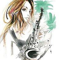 Yasmin Natasha Saxophonist