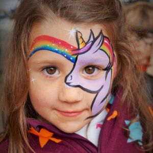 Fantasy Faces Bath - Children Entertainment , Bath, Games and Activities , Bath,  Face Painter, Bath