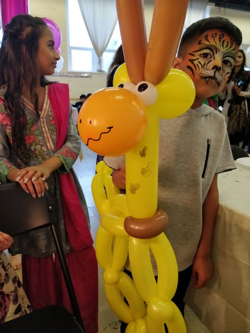Face Painting And Balloon Modelling By Cheekyfaces - Children Entertainment  - Bradford - West Yorkshire photo