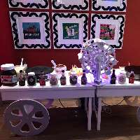Jazzy Scrumptious Parties - Catering , Greater London,  Wedding Catering, Greater London Popcorn Cart, Greater London Halal Catering, Greater London Children's Caterer, Greater London Crepes Van, Greater London Street Food Catering, Greater London Mobile Caterer, Greater London