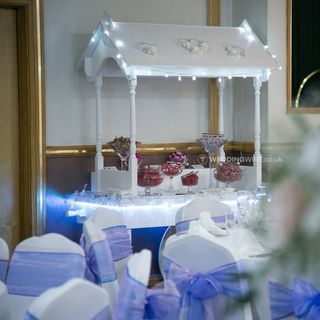 Cherished Moments Events Sweets and Candies Cart