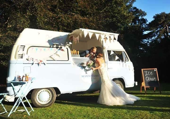 Truly Scrumptious Catering Van - Catering  - Cheshire - Cheshire photo