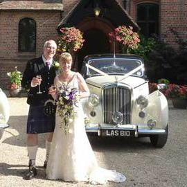 Premier Carriage Wedding Cars Vintage & Classic Wedding Car